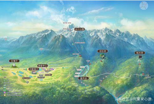 自由行玉龙雪山攻略,玉龙雪山三条索道的区别_游云南网