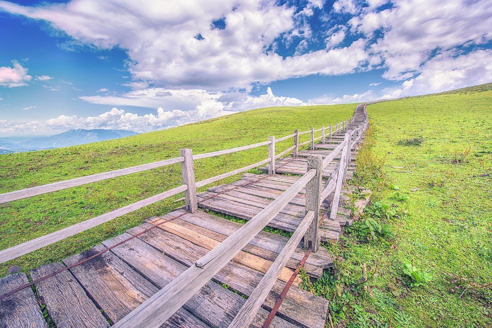 【大理三塔公园】——大理旅游美景介绍