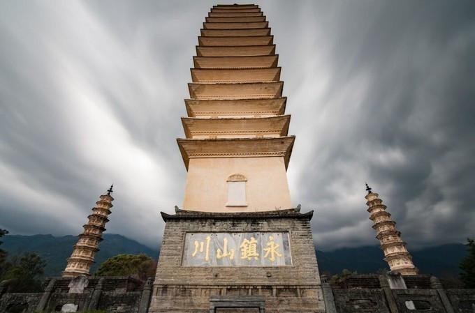 丽江大理旅游景点——美丽的丽江风景
