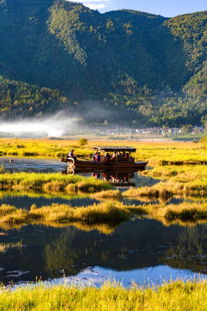 [大理一日游]-欣赏洱海美景