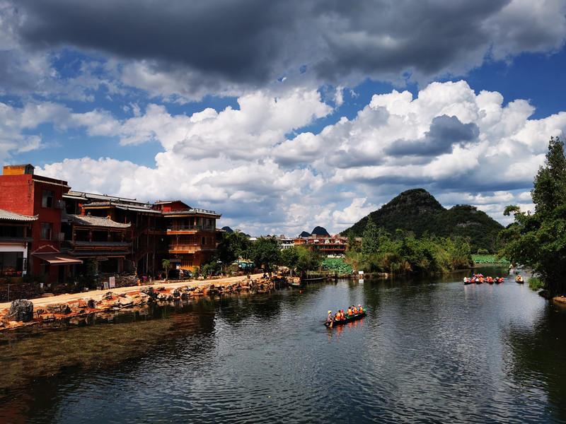 12月丽江旅游指南云南丽江泸沽湖