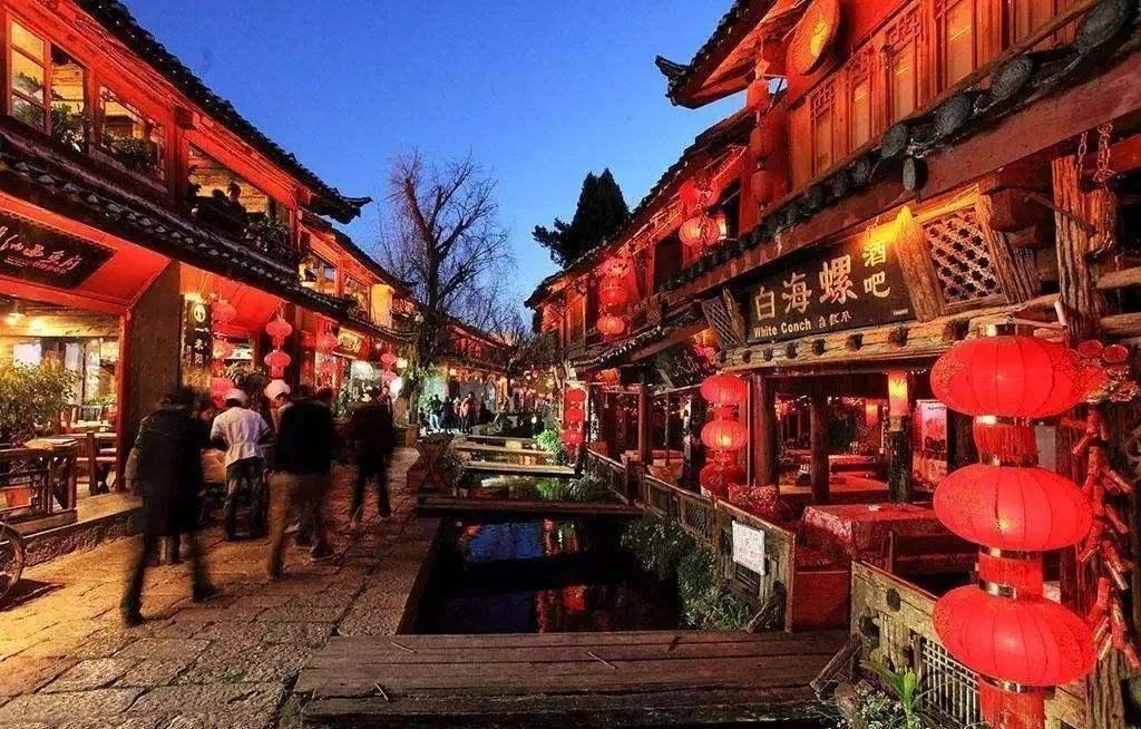 哪个月去丽江的4天旅游路线最好