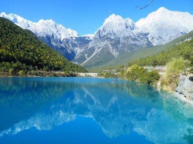 云南旅游指南:丽江泸沽湖大理最完整的7天旅游路线指南
