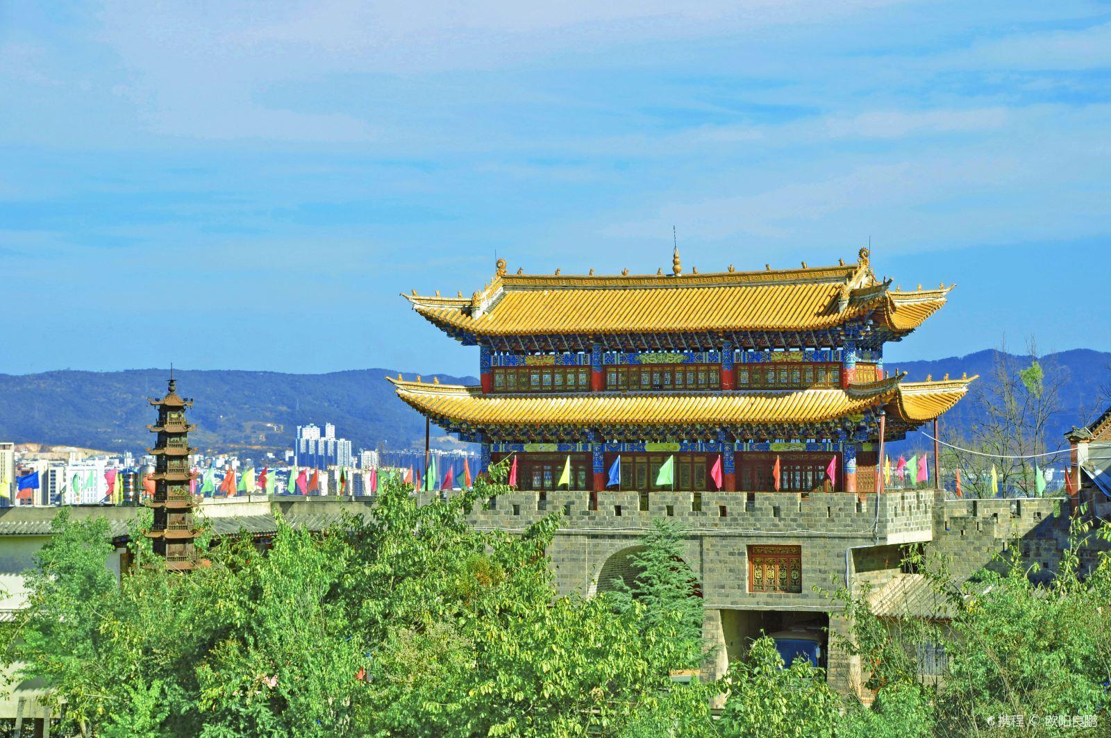 丽江旅游指南,第一次来丽江,需要了解景点信息图