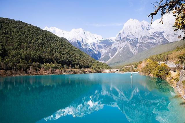 游览最美的山川,看最美的风景,丽江旅游指南