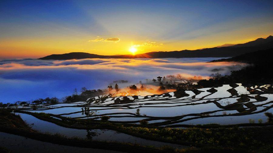 云南旅游指南免费旅游路线推荐云南丽江旅游指南三月
